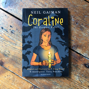 Coraline: The Graphic Novel | Neil Gaiman