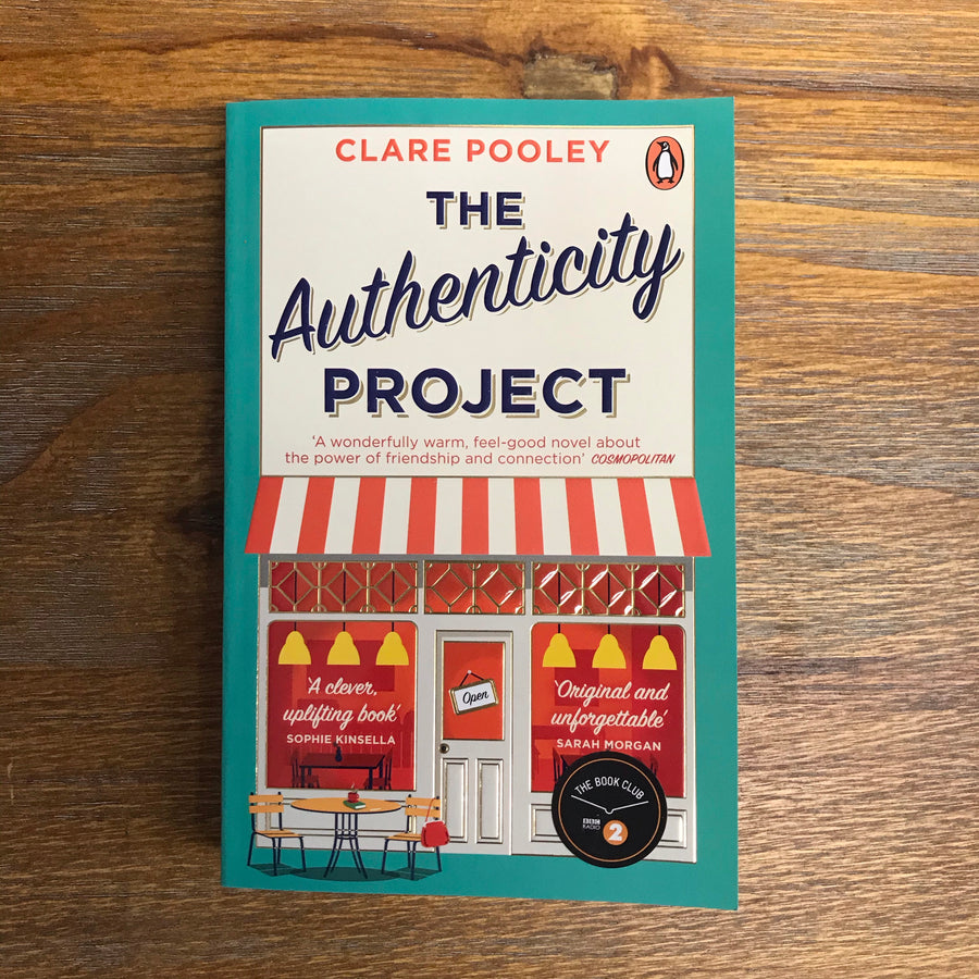 The Authenticity Project | Clare Pooley
