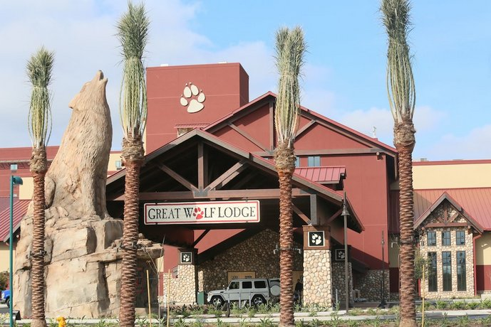 Experiencez Great Wolf Lodge Package June 18 - 21, 2020