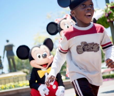 Disneyland Private Room: 2 Children     July 9 - 12, 2020