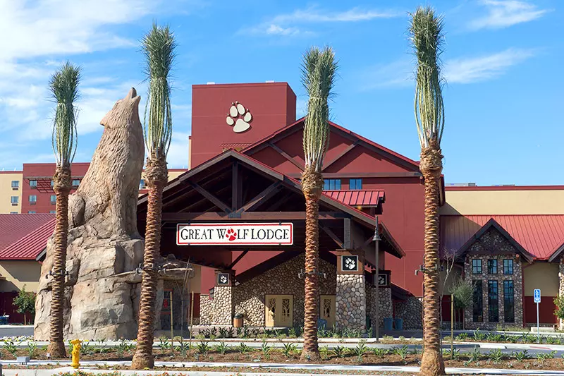 Great Wolf Lodge Shared Family Room June 18 - 21, 2020