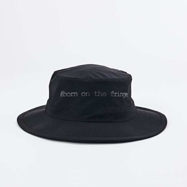 Born On The Fringe Bucket Hat
