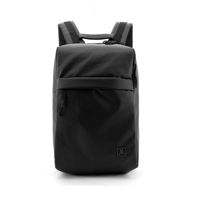 Greeves Backpack Backpack Moralbags Matt Black