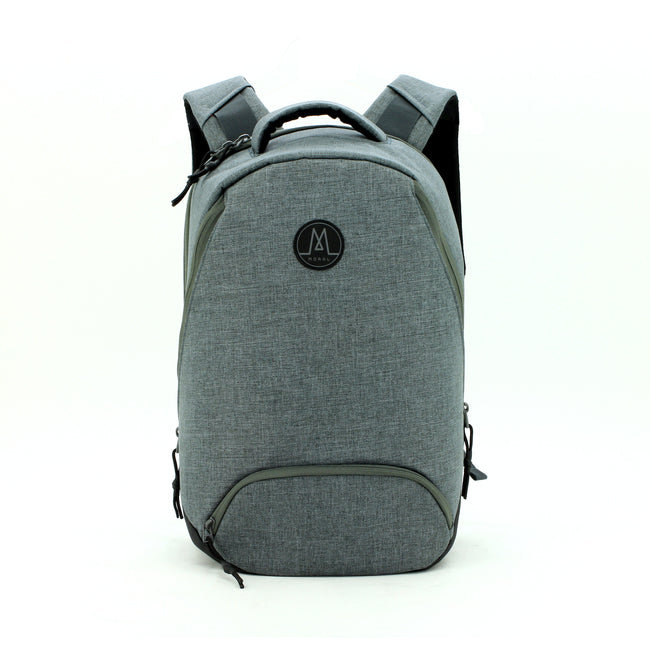Marquis Backpack Backpack Moralbags Heather Grey