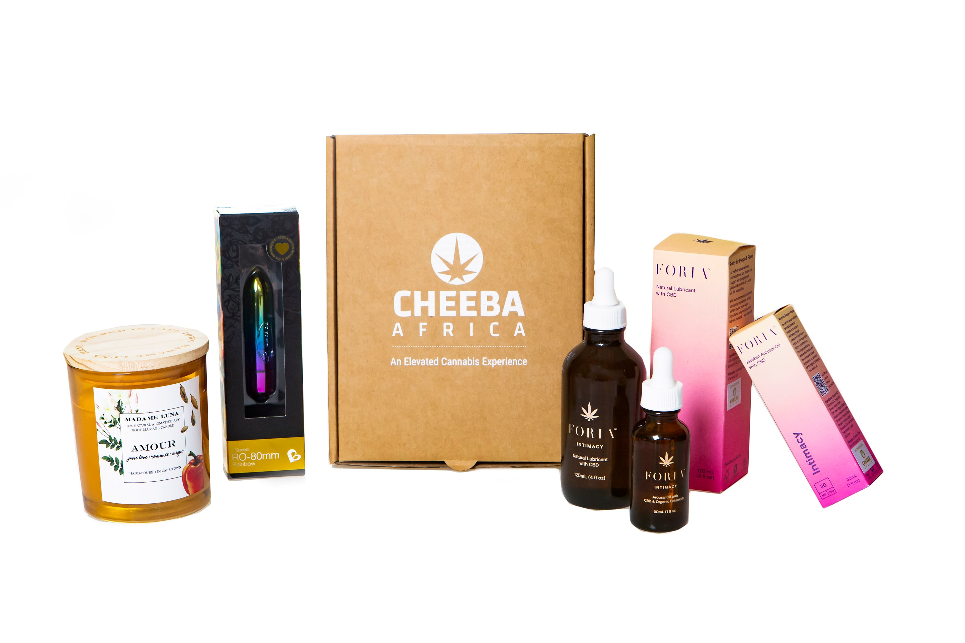 ULTIMATE DATE NIGHT CBD Gift Box