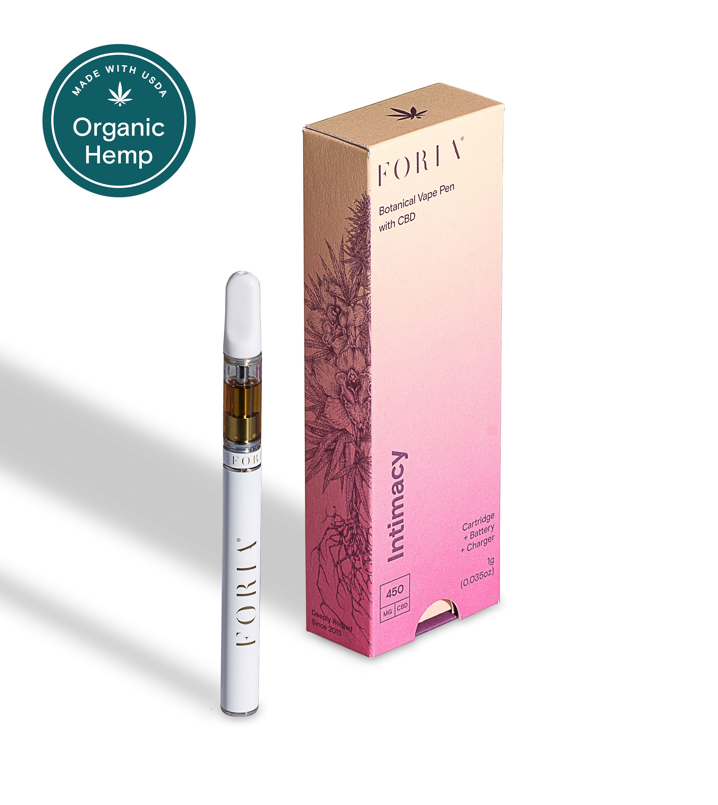 Foria CBD Intimacy Vape Pen