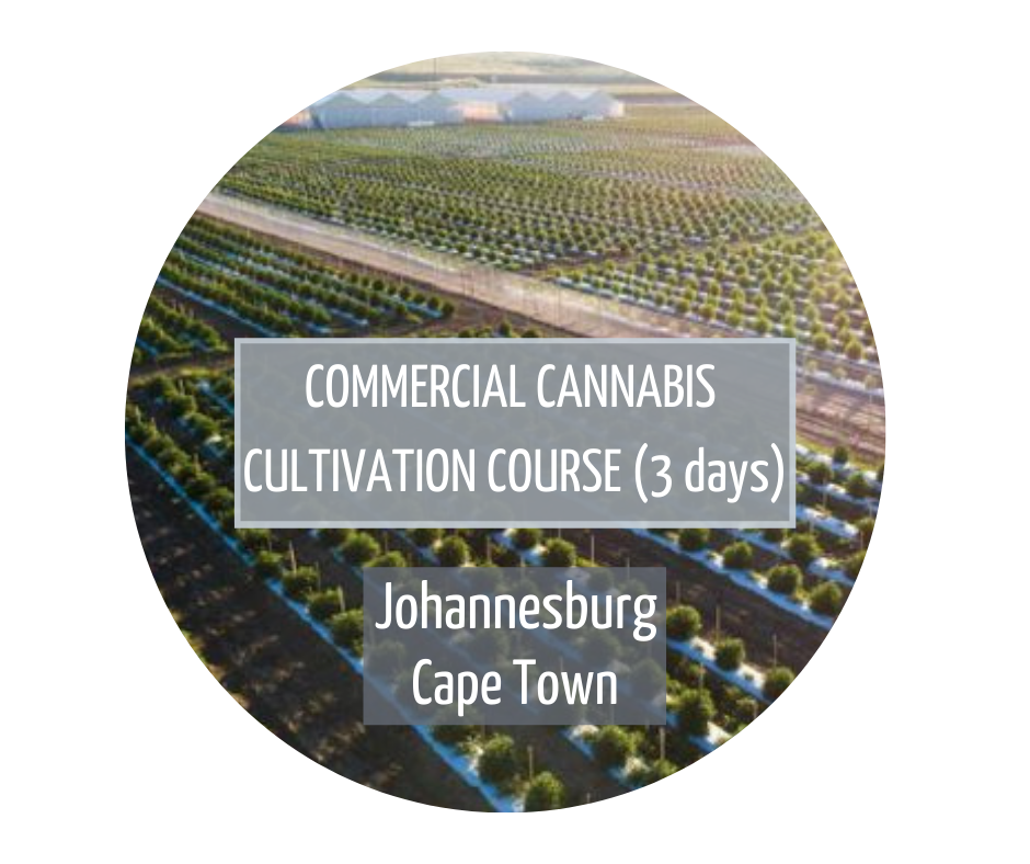 Commercial Cannabis Cultivation Course