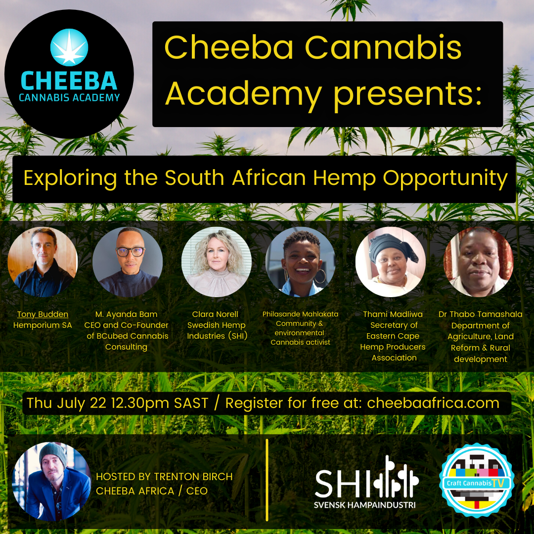 Exploring the South African Hemp Opportunity