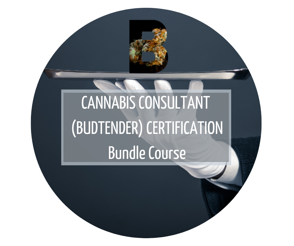 Cannabis Consultant (Budtender) Certification Bundle Course