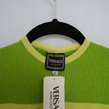 Load image into Gallery viewer, BNWT Archived Vintage Versace Jeans Couture Crop