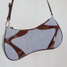 Load image into Gallery viewer, Iconic Prada 2000s Nylon + Leather Shoulder Bag