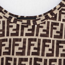 Load image into Gallery viewer, Vintage Fendi Zucca Print Camisole