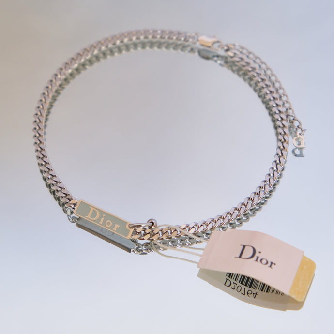 Galliano for Christian Dior 2001 Piercing Collection Choker