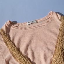 Load image into Gallery viewer, Archive Miu Miu Structured Sweater