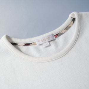 Bedazzled Burberry Baby T-shirt