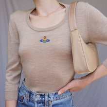 Load image into Gallery viewer, Vintage Vivienne Westwood Cropped Knit