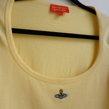Load image into Gallery viewer, 90s Pastel Vivienne Westwood Red Label 3/4 Sleeve Tee