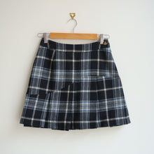 Load image into Gallery viewer, 90s Vivienne Westwood Tartan Pleated Mini Skirt