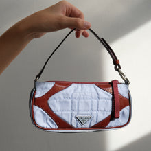 Load image into Gallery viewer, Iconic Prada 2000s Nylon + Leather Mini Shoulder Bag