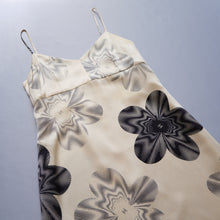 Load image into Gallery viewer, Vintage Chanel Silk Camélia Dress