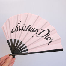 Load image into Gallery viewer, Christian Dior by John Galliano Hand Held Fan