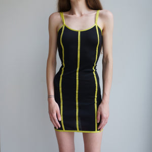 Vintage Versus Versace 90s Mini Dress