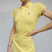 Load image into Gallery viewer, Vintage Ralph Lauren Polo Mini Dress