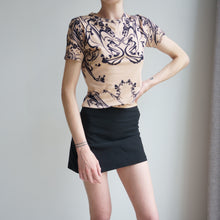 Load image into Gallery viewer, Vintage Issey Miyake Tattoo + Butterfly Print T-shirt