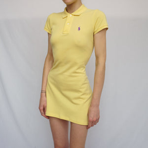 Vintage Ralph Lauren Polo Mini Dress