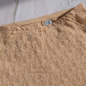 Rare Vintage Christian Dior Girdle Skirt