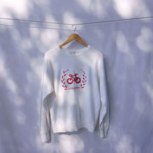 Load image into Gallery viewer, Christian Dior Sport Bike Embroidered Sweatshirt