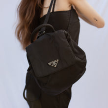 Load image into Gallery viewer, Vintage Prada Tessuto Nylon Mini Backpack