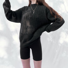 Load image into Gallery viewer, Vintage Yves Saint Laurent Logo Embossed Knit Jumper