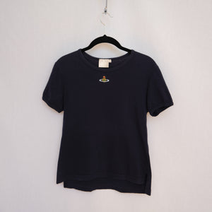 Vintage Vivienne Westwood Embroidered T-shirt