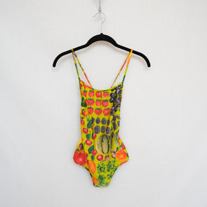 Vintage 90s Gucci One Piece Swimsuit