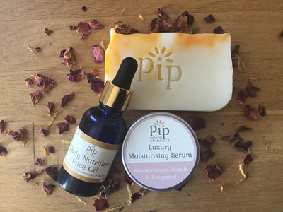 Vendor Story - Meet Catherine from Pips Natural Skin Care