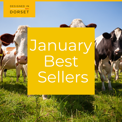 Best Selling Designed in Dorset Products for January
