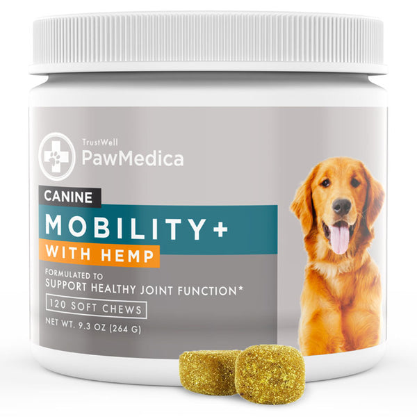 Load image into Gallery viewer, Glucosamine for Dogs + Hemp Mobility