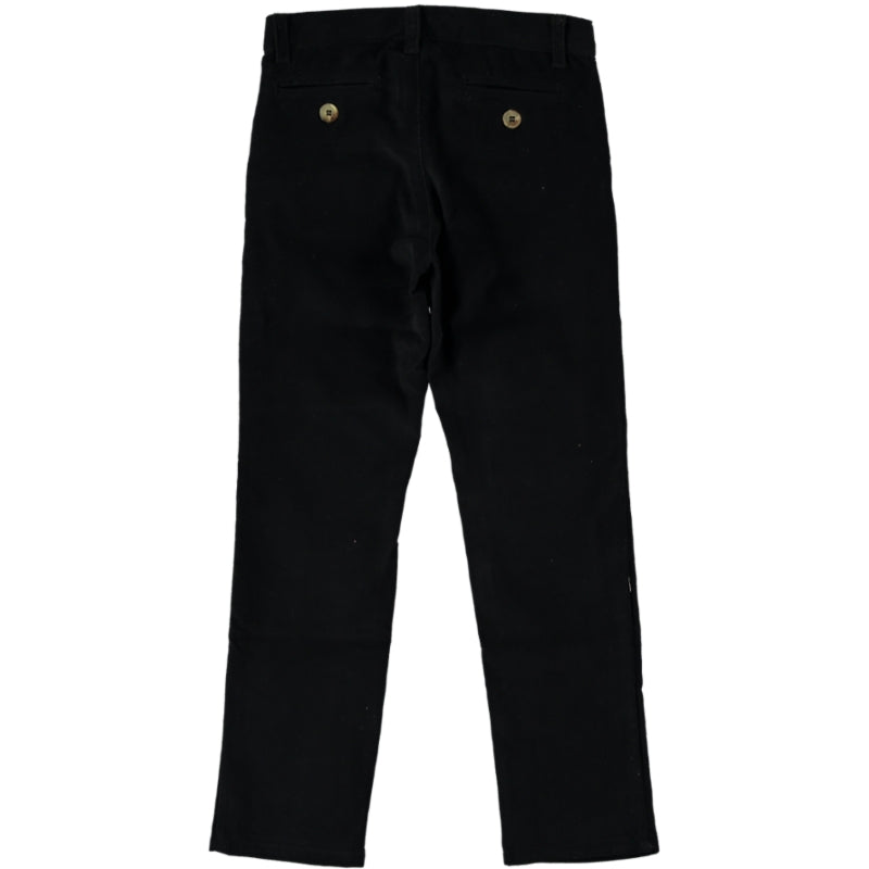 Load image into Gallery viewer, Coco Au Lait BLACK CORDUROY TROUSERS Trousers Caviar