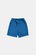Load image into Gallery viewer, Coco Au Lait Blue Sarge Shorts Short Diva Blue