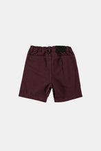 Load image into Gallery viewer, Coco Au Lait Dirty Water Shorts Short Burgundy