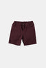 Coco Au Lait Dirty Water Shorts Short Burgundy