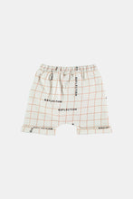 Load image into Gallery viewer, Coco Au Lait Every Day Reflections Baby Shorts Short White