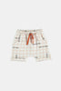 Coco Au Lait Every Day Reflections Baby Shorts Short White