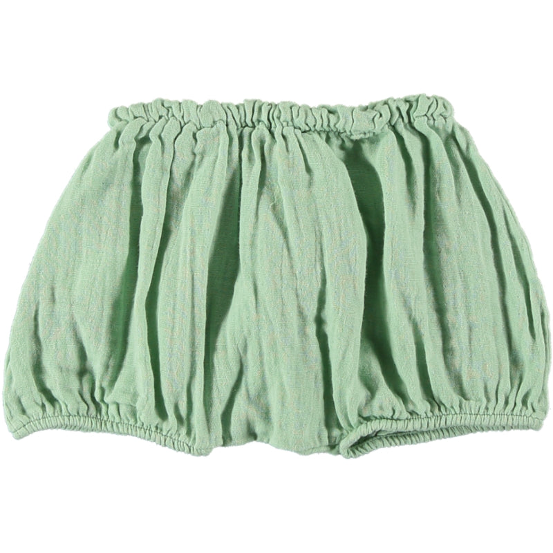 Load image into Gallery viewer, Coco Au Lait GREEN BAMBULA CULOTTE Culotte Granite Green