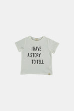 Load image into Gallery viewer, Coco Au Lait I Have A Story To Tell White T-shirt T-Shirt White