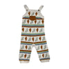 Coco Au Lait KNITTED OVERALL Overall Multicolor Stripes