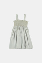 Load image into Gallery viewer, Coco Au Lait Mica Smock Dress Dress White