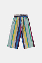 Load image into Gallery viewer, Coco Au Lait Mirror Stripe Unisex Pants Trouser Multicolor Stripes 2