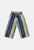 Coco Au Lait Mirror Stripe Unisex Pants Trouser Multicolor Stripes 2